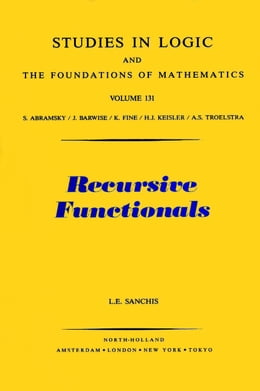 Book Recursive Functionals by Sanchis, L. E.