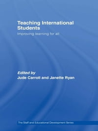 Teaching International Students: Improving Learning for All