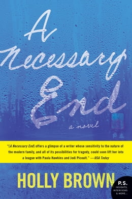 Book A Necessary End: A Novel by Holly Brown
