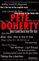 Pete Doherty by William English