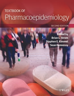 Book Textbook of Pharmacoepidemiology by Brian L. Strom