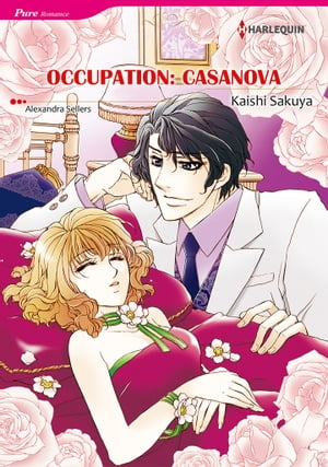 Occupation: Casanova (Harlequin Comics): Harlequin Comics de Alexandra Sellers