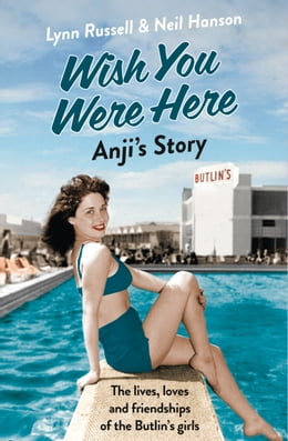 Book Anji's Story (Individual stories from WISH YOU WERE HERE!, Book 6) by Lynn Russell