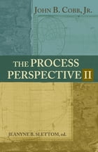 The Process Perspective II by Jeanyne B. Slettom