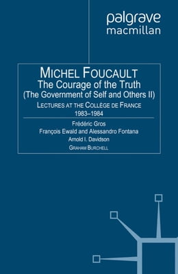 Book The Courage of Truth by Graham Burchell