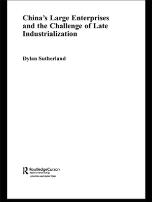 China's Large Enterprises and the Challenge of Late Industrialisation