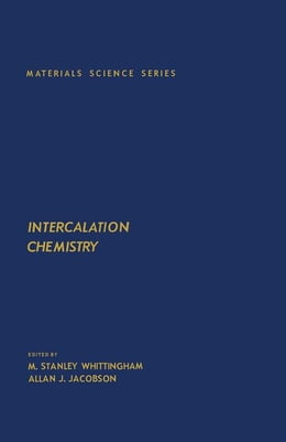 Book INTERCALATION CHEMISTRY by Whittingha, Stanley M