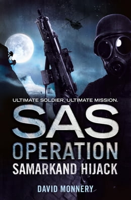 Book Samarkand Hijack (SAS Operation) by David Monnery