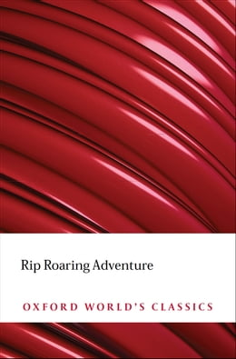 Book Rip Roaring Adventure by OUP Oxford