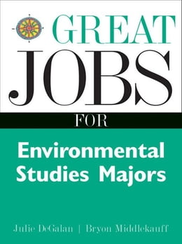 Book Great Jobs for Environmental Studies Majors by Degalan, Julie