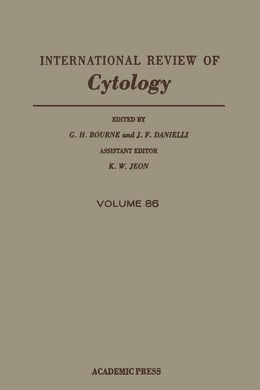 Book INTERNATIONAL REVIEW OF CYTOLOGY V86 by Bourne, G. H.