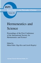 Hermeneutics and Science