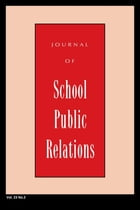 Jspr Vol 23-N2 by Journal of School Public Relations