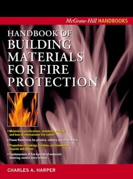 Book Handbook of Building Materials for Fire Protection by Harper, Charles