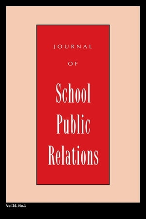 Jspr Vol 26-N1 by Journal of School Public Relations