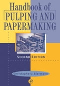 9780080533681 - Biermann, Christopher J.: Handbook of Pulping and Papermaking - Buch