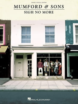 Book Mumford & Sons - Sigh No More (Songbook) by Mumford & Sons