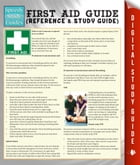 First Aid Guide (Reference & Study Guide) (Speedy Study Guide) by Speedy Publishing