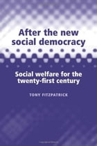 After the New Social Democracy: Social Welfare for the 21st Century