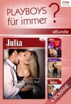 Playboys für immer?: eBundle by Lucy King