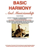 BASIC HARMONY AND MUSICIANSHIP by Joseph G Procopio