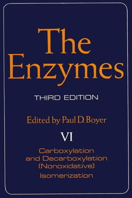 Book The Enzymes by Boyer, Paul D.