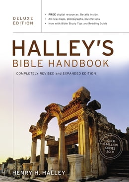 Book Halley's Bible Handbook with the New International Version---Deluxe Edition by Henry H. Halley