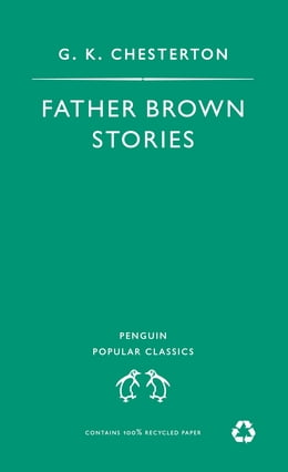Book Father Brown Stories by G. K. Chesterton