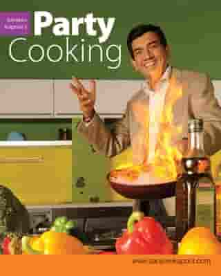 Party Cooking by Sanjeev Kapoor