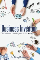 Business Invention: Business Invention
