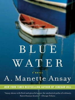 Book Blue Water: A Novel by A. Manette Ansay