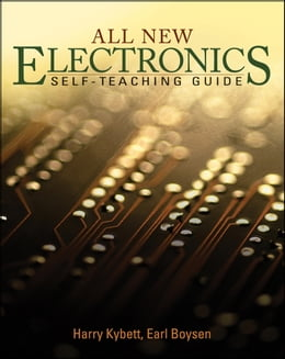 Book All New Electronics Self-Teaching Guide by Harry Kybett