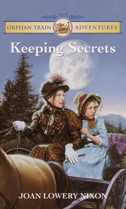 Book Keeping Secrets by Joan Lowery Nixon