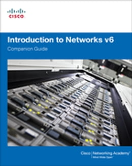 Book Introduction to Networks v6 Companion Guide by Cisco Networking Academy