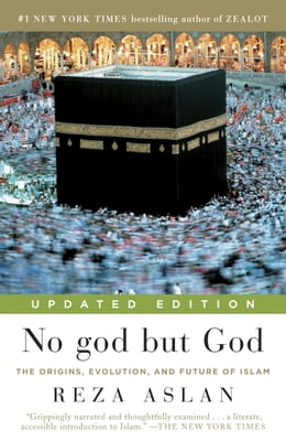 Book No god but God (Updated Edition): The Origins, Evolution, and Future of Islam by Reza Aslan