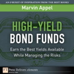 Book High-Yield Bond Funds by Marvin Appel