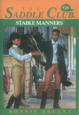 Book Stable Manners by Bonnie Bryant