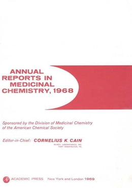 Book Annual Reports in Medicinal Chemistry by Cain, Cornelius K.