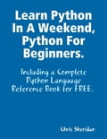 Learn Python In a Weekend, Python for Beginners. a2bd637a-1477-4e98-a1b2-10af1c2ac20f