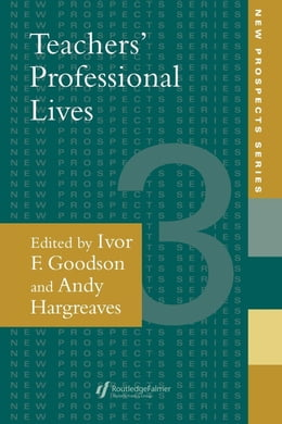 Book Teachers' Professional Lives by Goodson, Ivor