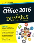 Office 2016 For Dummies Deal