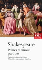Peines d'amour perdues by William Shakespeare
