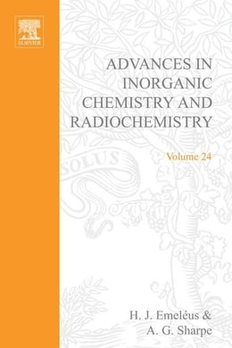 Book Advances in Inorganic Chemistry and Radiochemistry by Emeléus, H. J.