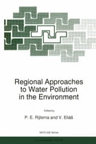 Regional Approaches to Water Pollution in the Environment by P.E. Rijtema