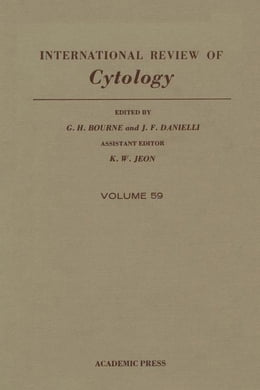 Book INTERNATIONAL REVIEW OF CYTOLOGY V59 by Bourne, G. H.