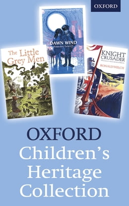 Book Oxford Children's Heritage Collection by Rosemary Sutcliff; Ronald Welch; B.B