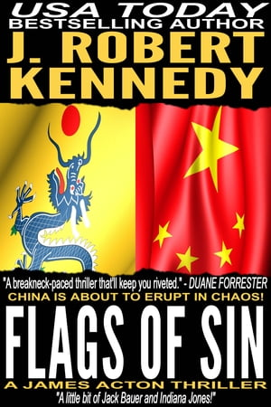 Flags of Sin A James Acton Thriller,  Book #5