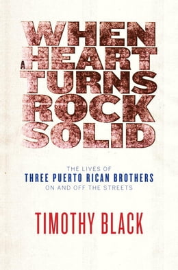 Book When a Heart Turns Rock Solid: t/c by Timothy Black