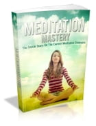 Meditation Mastery by Anonymous