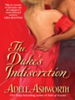 Book The Duke's Indiscretion by Adele Ashworth
